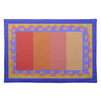 Geometric Colourfull> Patterned Placemats