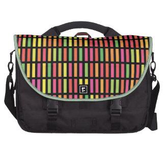 Geometric Commuter Bag