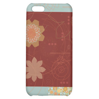 geometric cover for iPhone 5C