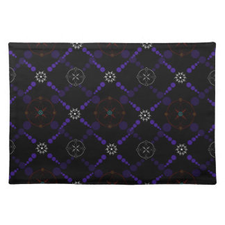 Geometric Crop Circles Placemat
