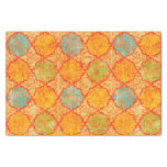 Geometric Damask Tissue Paper
