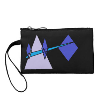 Geometric Design Bag