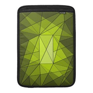 Geometric Design Gemstone Sleeves For MacBook Air