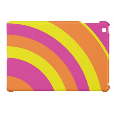 Geometric Design iPad Case Cover