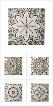 Geometric Design Tiles