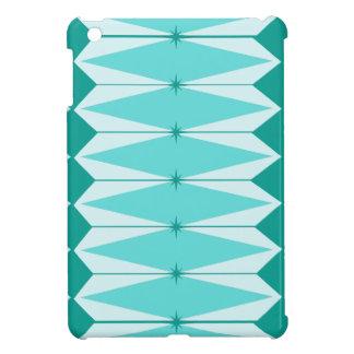 Geometric Diamonds & Starbursts iPad Mini Case