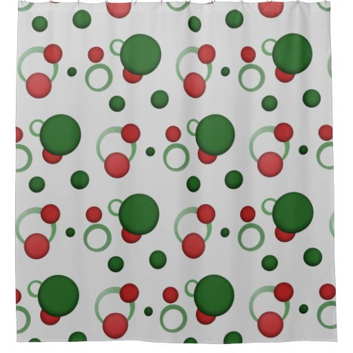 Geometric Dots Circles Retro Pattern on any Color