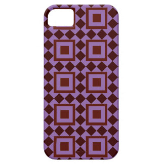 Geometric Drama on There iPhone 5/5S Case
