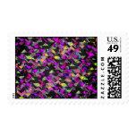 Geometric Explosion Stamp