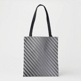Geometric fantasy tote bag