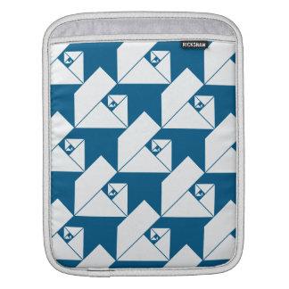 Geometric Fibonacci Sleeve For iPads