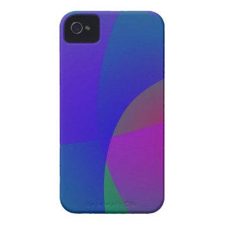Geometric Gentle Deep Colors Case-Mate iPhone 4 Case