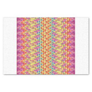 Geometric Girl Tissue Paper