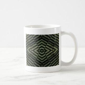 Geometric Grunge Background Coffee Mug