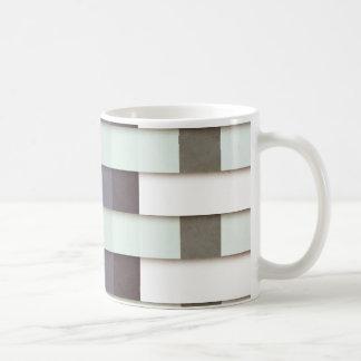 Geometric Grunge Graphic Coffee Mug