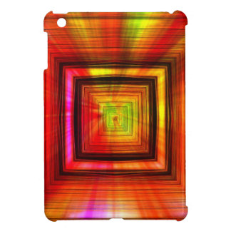 Geometric Illusion iPad Mini Cases
