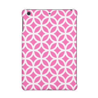 Geometric iPad Retina Case in Hot Pink iPad Mini Cover