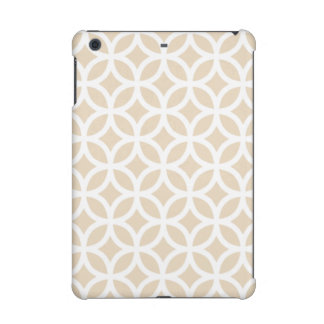 Geometric iPad Retina Case in Ivory iPad Mini Cases
