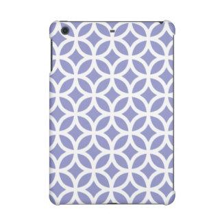 Geometric iPad Retina Case in Violet Tulip iPad Mini Retina Cases