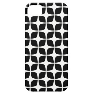 Geometric iPhone 5/5S Case in Black and White