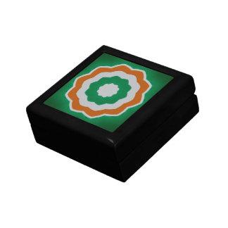 Geometric Islamic art gift box