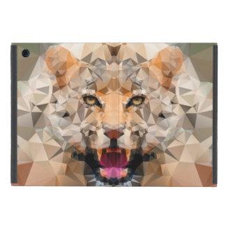 Geometric Jaguar Case For iPad Mini