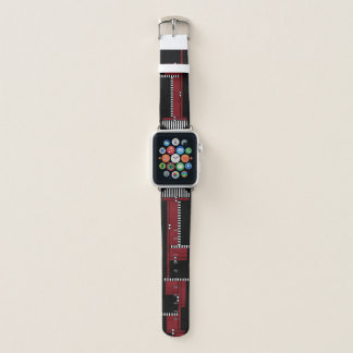 Geometric Jive Apple Watch Band