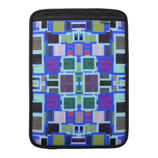 Geometric Jumble MacBook Air Sleeve