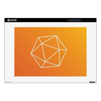 Geometric Mac cover Laptop Decals