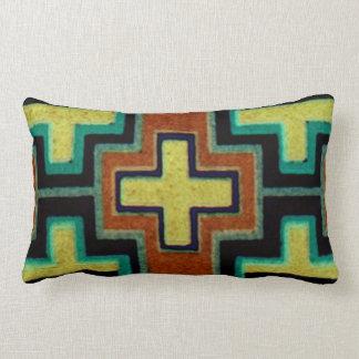 Geometric Moyen Age Medieval Design Pillow