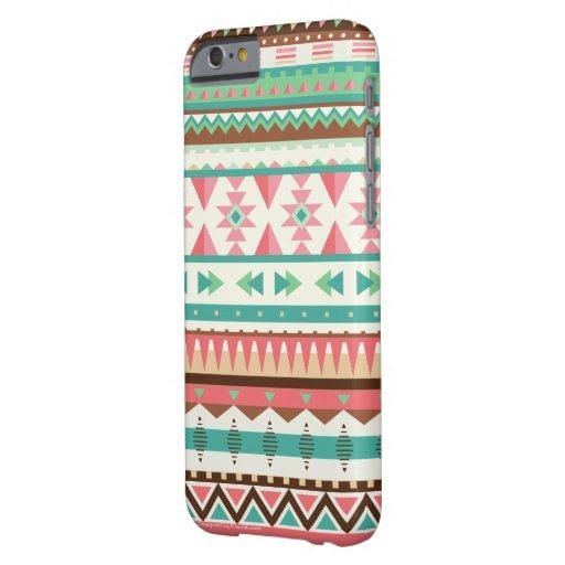 Geometric pastel colour ethnic case