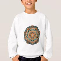 Geometric Pattern 05 - Add your own text Sweatshirt