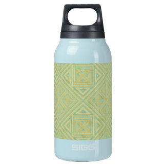 GEOMETRIC PATTERN 1 INSULATED WATER BOTTLE