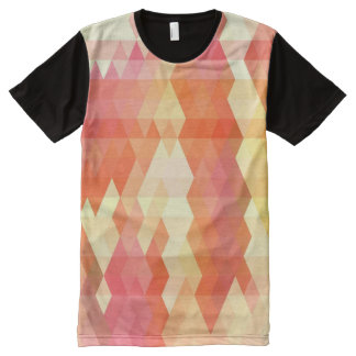 Geometric pattern 1 All-Over print t-shirt