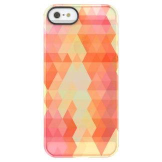 Geometric pattern 1 permafrost® iPhone SE/5/5s case