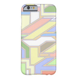 Geometric pattern 3 iPhone 6 case