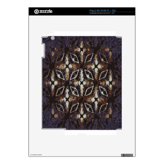 Geometric pattern.Abstract background iPad 2 Skins
