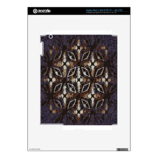 Geometric pattern.Abstract background iPad 3 Decal