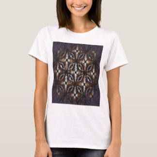Geometric pattern.Abstract background T-Shirt