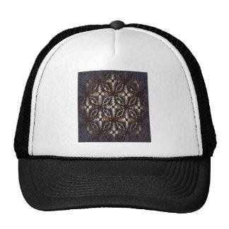 Geometric pattern.Abstract background Trucker Hat
