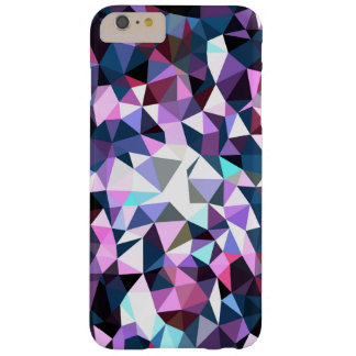 Geometric pattern barely there iPhone 6 plus case