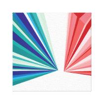 Geometric Pattern Canvas Print