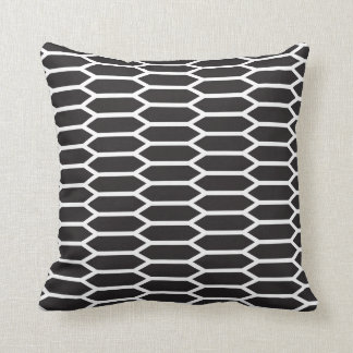 Geometric Pattern (Choose your Background Color) Pillows