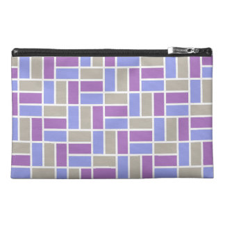 Geometric Pattern custom accessory bags