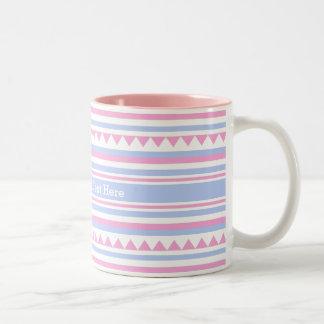 Geometric Pattern custom mug - choose style
