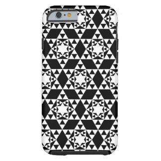 Geometric pattern iPhone 6 Case