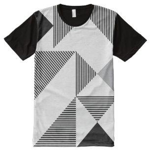 47e331a3ff Geometric Pattern T-Shirts - T-Shirt Design & Printing | Zazzle