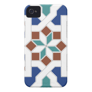 Geometric Pattern - Oriental Design Pt.4 iPhone 4 Cover