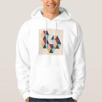 Geometric Pattern Play III Hoodie