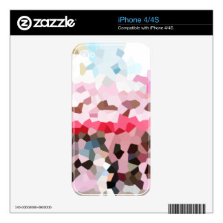 Geometric Pattern Decal For The iPhone 4S
